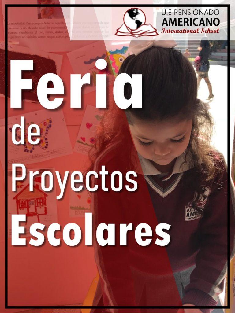 Feria de Proyectos Escolares
